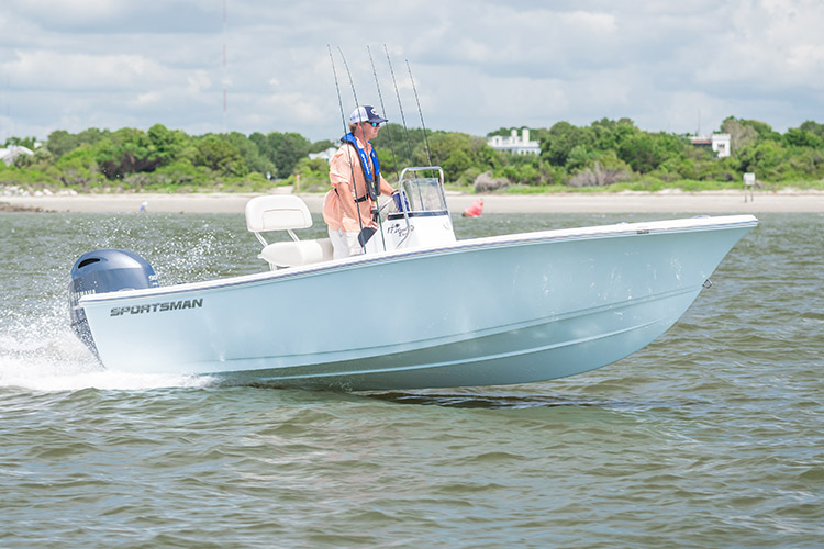 Image of Island Reef 17 Center Console