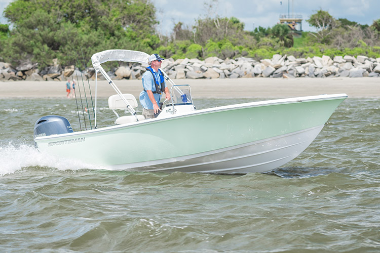 Image of Island Reef 19 Center Console