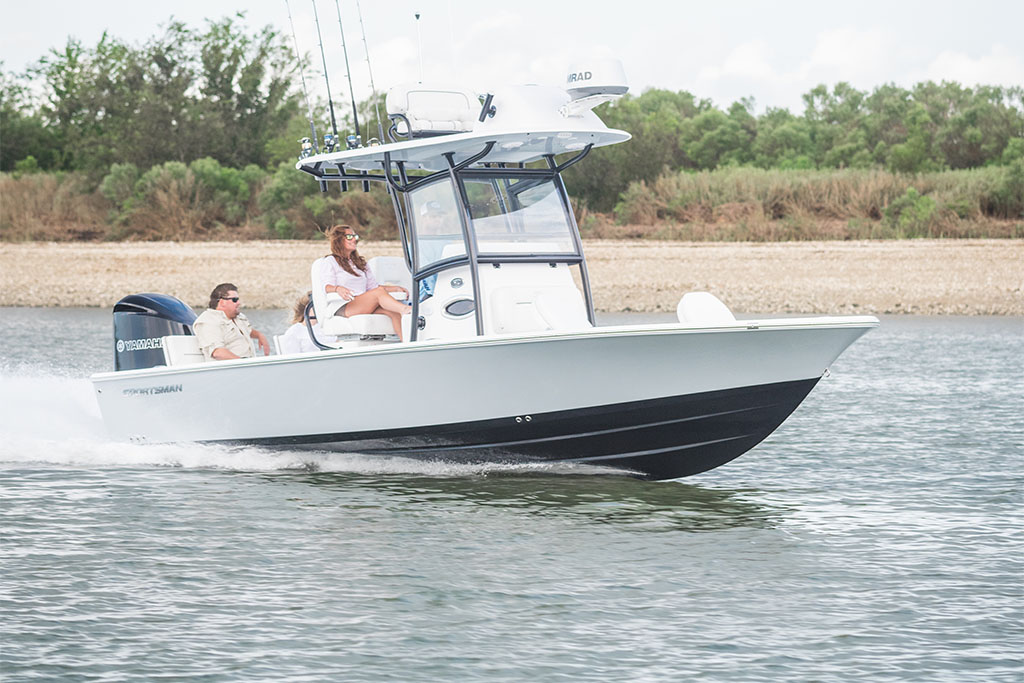 Image of Masters 267 Bay Boat