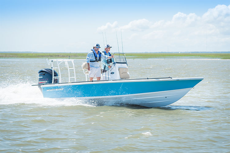 Image of Tournament 214 Bay Boat