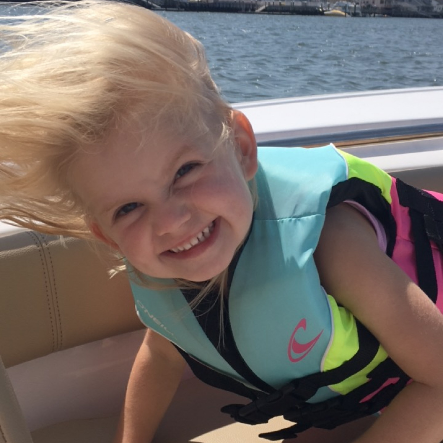 Title: Boat hair. Don't care! - On board their Sportsman Open 212 Center Console - Location: Sea isle city, New Jersey. Participating in the Photo Contest #SportsmanNovember2017