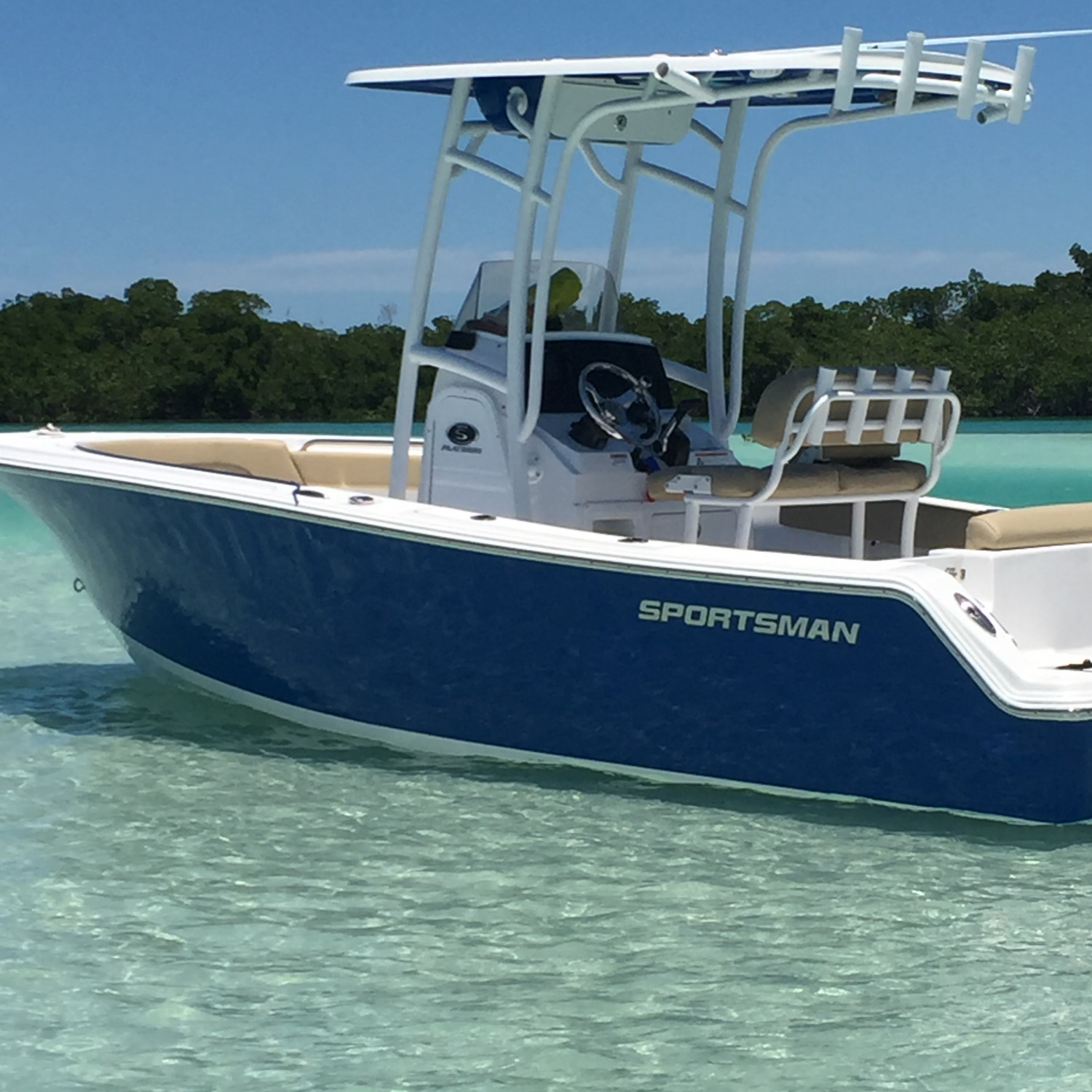 Title: Marvin key - On board their Sportsman Open 212 Center Console - Location: Marvin key in key west florida. Participating in the Photo Contest #SportsmanNovember2017